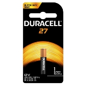 Duracell 27 12V Alkaline Battery