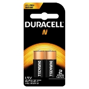 Duracell N 1.5V Alkaline Battery 2-pack