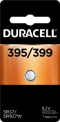 Duracell 395 399 1.5V Silver Oxide Button Cell Battery