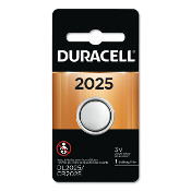 Duracell 2025 3V Lithium Coin Cell Battery